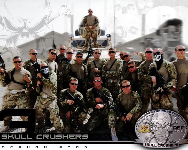 3 Bravo Skull Crushers