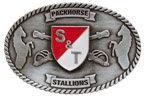 Army belt buckle