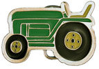Kids Farm tractor belt buckle