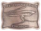 Church belt buckle