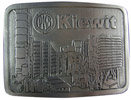 Mining and Engineering Power Development belt buckle