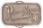 Auto Service belt buckle