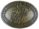 Champion Polocrosse Riders belt buckle
