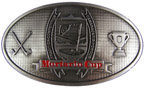 Golf Championship belt buckle