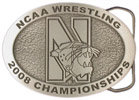 Wrestling Belt buckle