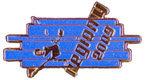 Color fill belt buckle
