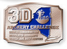Endurance Run belt buckle