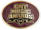 Country and Western Music Award belt buckle